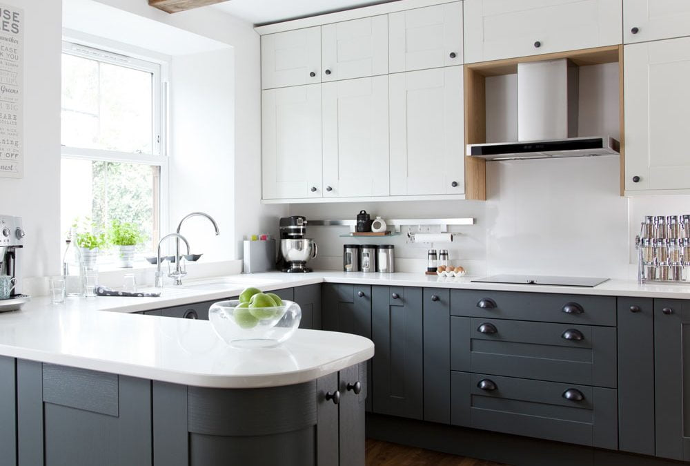 Tips for Designing a U-Shaped Kitchen